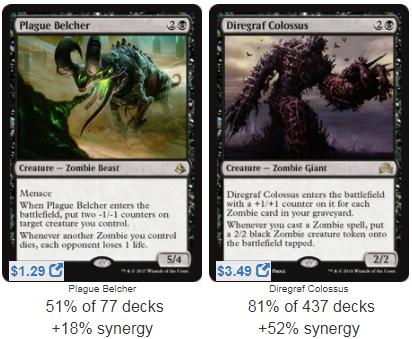 Commander Showdown — Gisa and Geralf vs Grimgrin – EDHREC