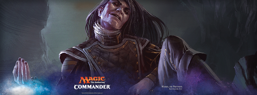Mairsil the Pretender Commander Deck