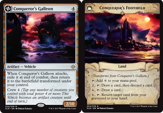 Conqueror's Galleon - Conqueror's Foothold