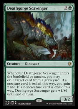 Deathgore Scavenger