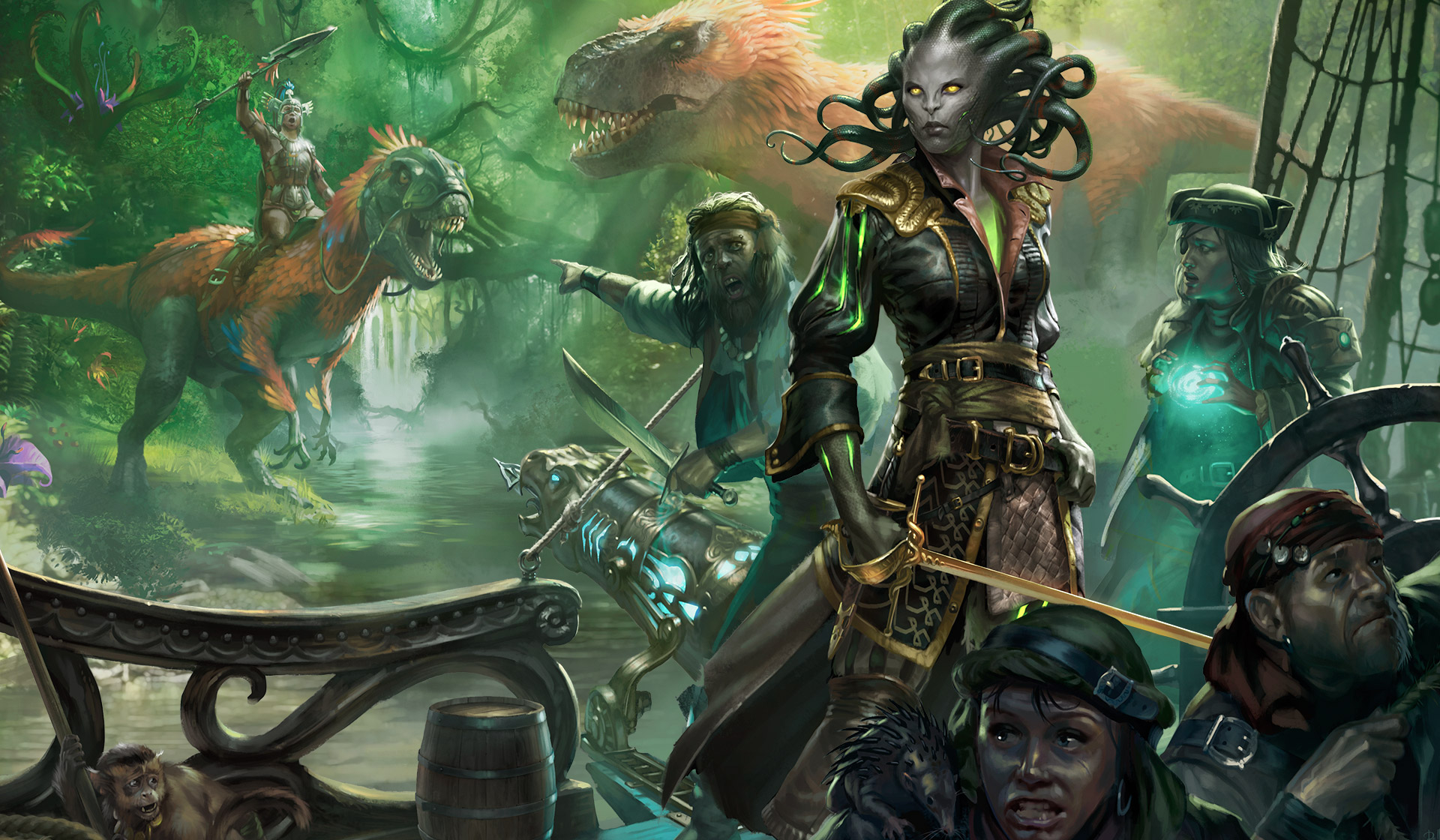 Ixalan Set Review - Gold, Artifacts and Lands