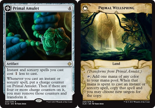 Primal Amulet - Primal Wellspring