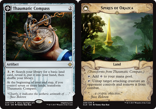 Thaumatic Compass Spires of Orazca