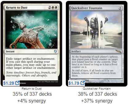 Commander Showdown — Sygg vs Sygg – EDHREC