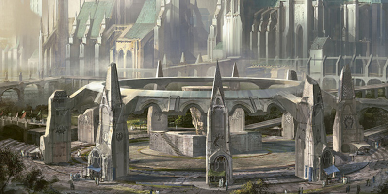 Maze's End Commander Deck EDH