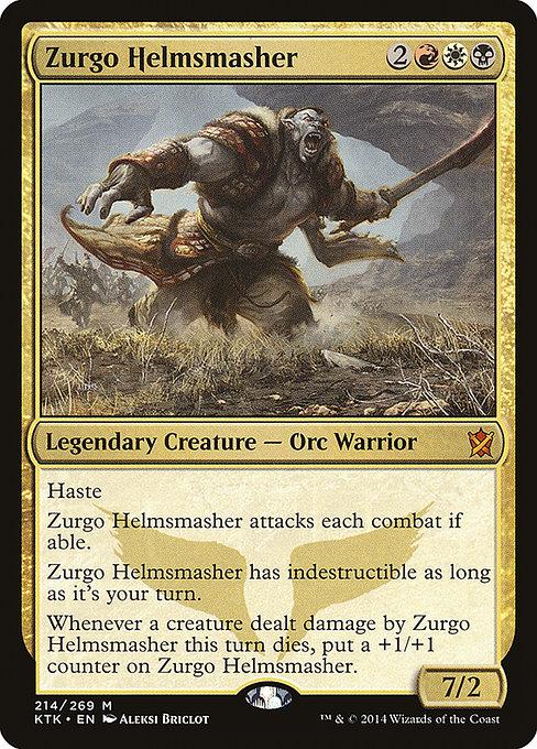 Combining Hobbies — Tyranids vs Orks! – EDHREC