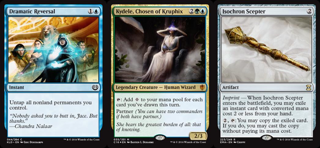 The Knowledge Pool — Kydele & Thrasios Part 2 – EDHREC