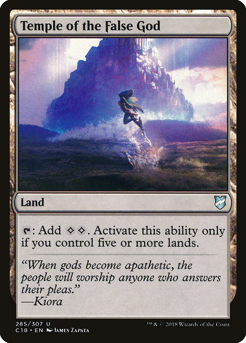 Let S Start With The Easy Lands That Work For Any Color These Should Be Rares Of Packs Imagine Joy Drafting A Command Tower