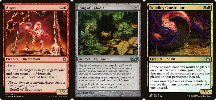 Replacement Commanders – When in Doubt, Jund 'em Out (with