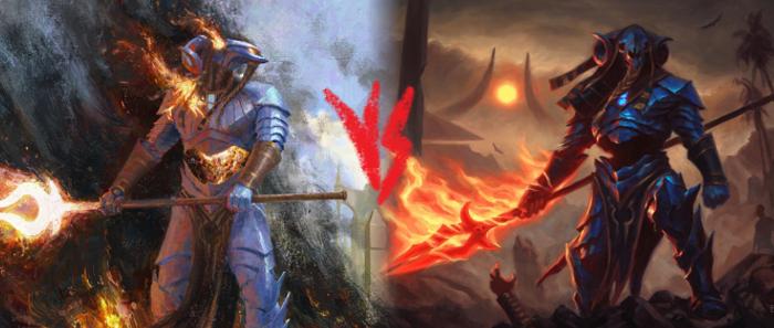 hyvämaineinen sivusto myymälä erityinen osa Commander Showdown – Neheb vs Neheb – EDHREC